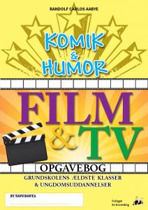 komik og humor forside til hjemmeside